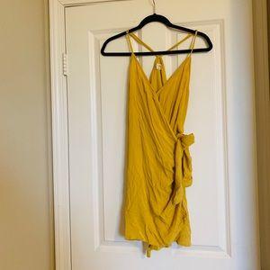 O'NEILL MUSTARD DRESS